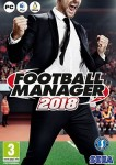 Football Manager 2018 Cover Art