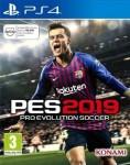 Pro Evolution Soccer 2019 PS4 Cover