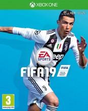 FIFA 19 Xbox One Cover Art