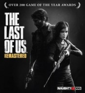The Last of Us Remastered Cover