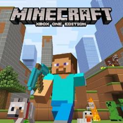 Minecraft Xbox One Cover