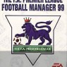The F.A. Premier League Football Manager 99 Cover