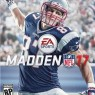 Madden NFL 17 Cover